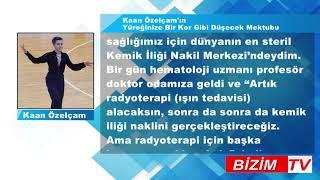 Gambar cover Lösemi hastası 17 yaşındaki milli dansçı Kaan Özelçam'ın yaşama veda etmeden yazdığı son mektup