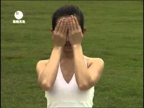 Dưỡng sinh bằng Yoga - Bài 2: Luyện tập mắt