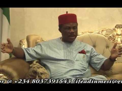Focus On ANAMBRA STATE, NIGERIA on BEN TV UK, LONDON (BENTV)