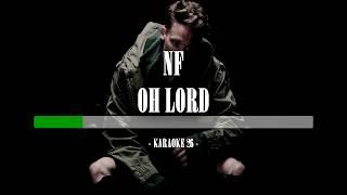 NF - Oh Lord - Karaoke (26) [Instrumental]