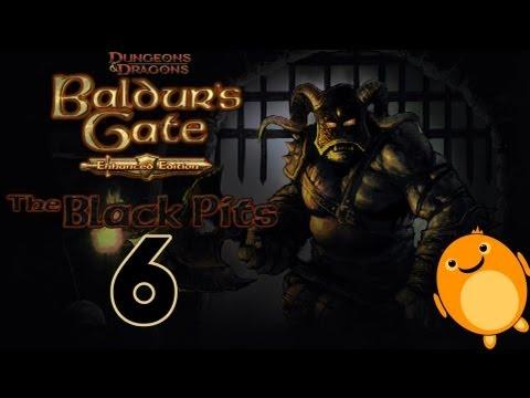 Baldur's Gate Enhanced Edition - The Black Pits - Part 6 |