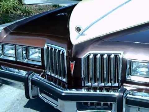 1977 Pontiac Grand Prix LJ - YouTube