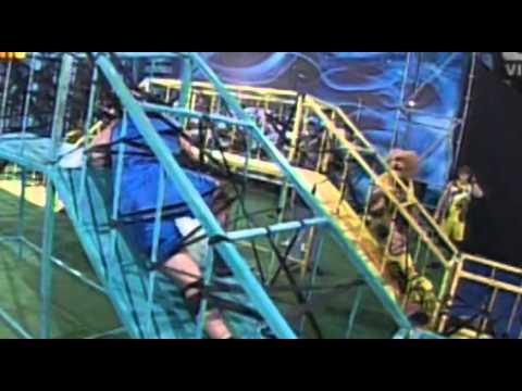 FUERZA EXTREMA EN ESTO ES GUERRA @ 11-06-14 SEXTA TEMPORADA from YouTube · Duration:  6 minutes 40 seconds