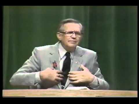 "Dr Wierwille's Last Public Teaching April 21, 1985 ""The Hope"""