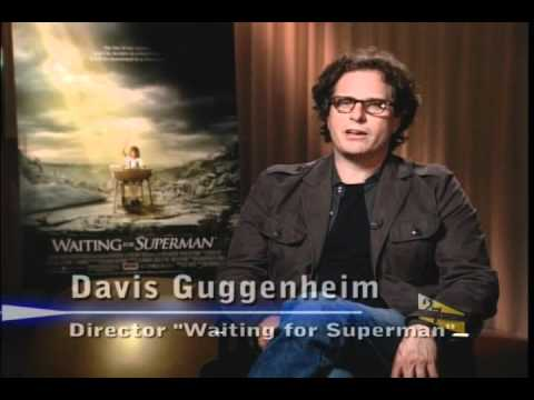 Waiting for Superman Interview