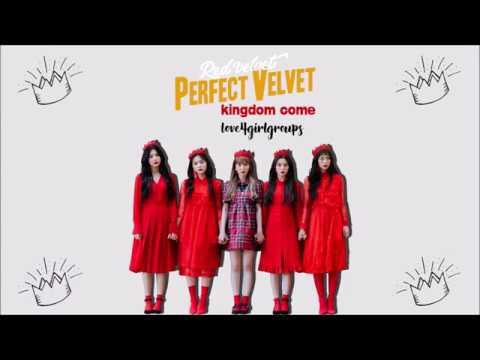 [HAN-ENG-PT/BR] Red Velvet (레드벨벳) - Kingdom Come Lyrics Ver.