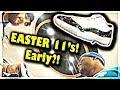 "GETTING JORDAN ""EASTER"" 11's EARLY!? & NEW MACBOOK PRO | Sneaker Shopping Mall Vlog"