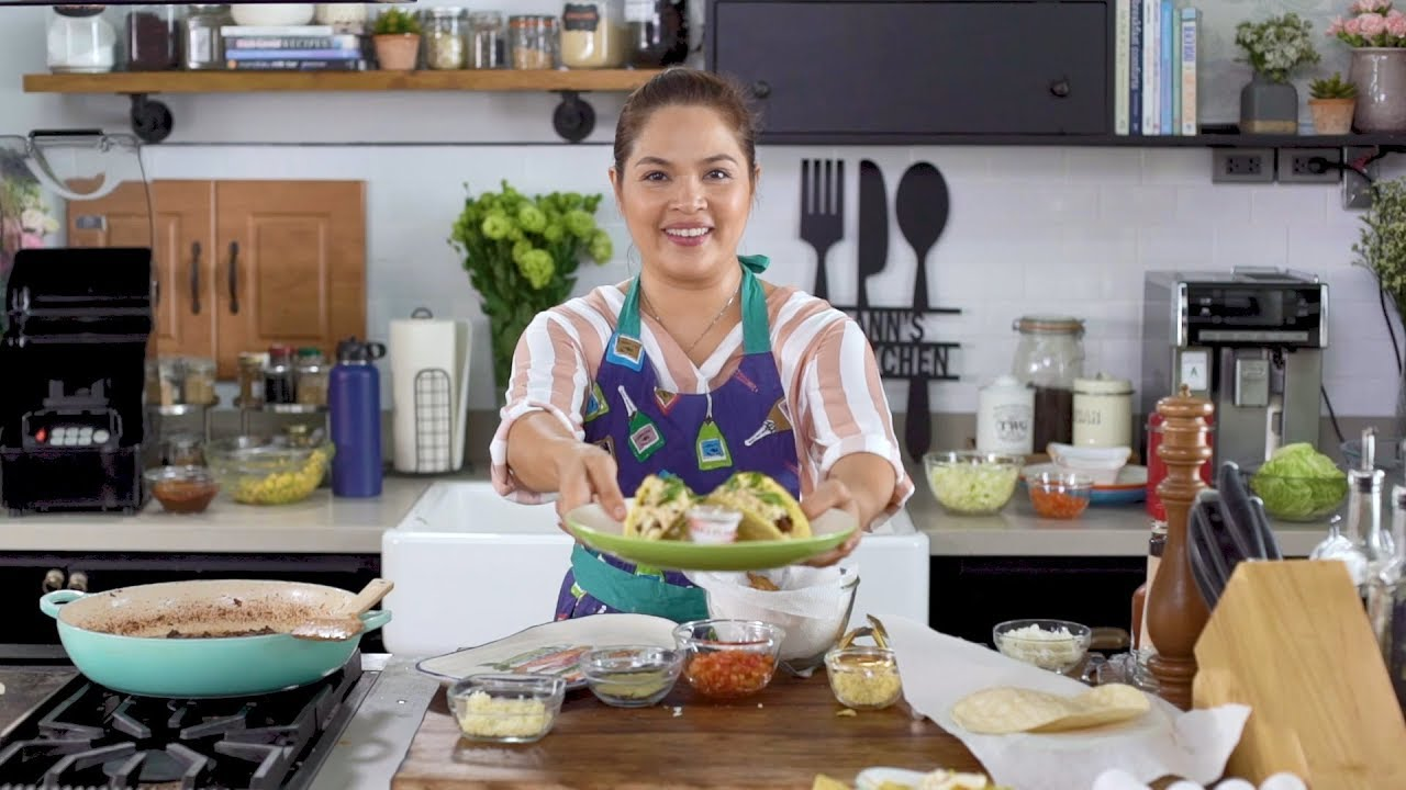 Judy Ann S Kitchen 7 Ep 4 Mexican Themed Dishes Youtube