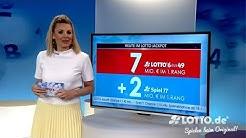 Ziehung der Lottozahlen vom 13.06.2020