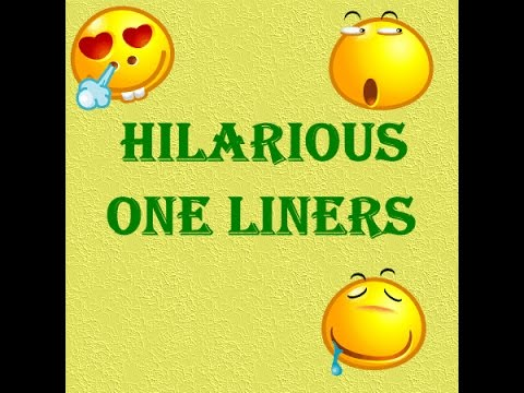 funny one liners internet dating