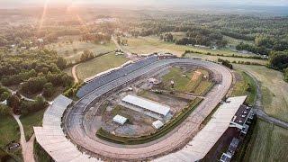 ABANDONED NASCAR SPEEDWAY + MOTEL