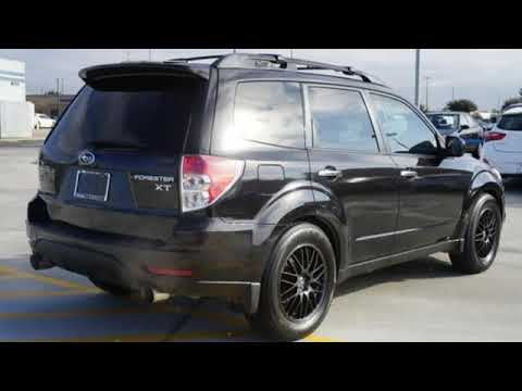 Used 2010 Subaru Forester Tomball TX Houston, TX #HTKH700894A