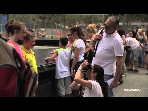 World Trade Center site becomes huge tourist attraction
