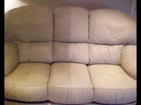 Way Home How To Clean Leather Furniture