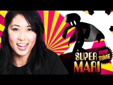 MAY CAUSE SEIZURES (Super Mari Fun Time)