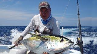 ЭТО Рыбацкий РАЙ Рыбалка на спиннинг в Тихом океане