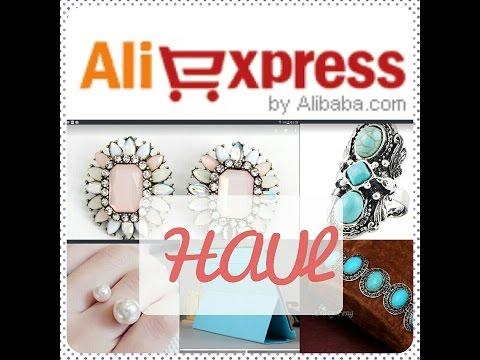 HAUL Aliexpress