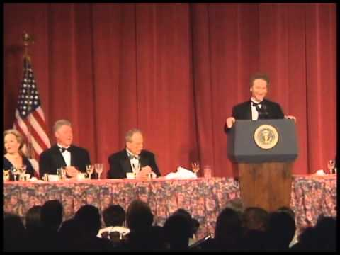 President Clinton at the 1995 Radio & TV Correspondents' Association Dinner