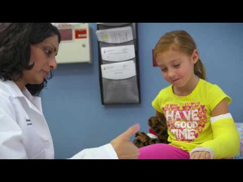 Non-emergency Fracture Clinic at Shriners Hospitals for Children - Springfield (MA)