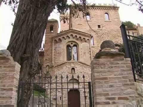 96 - Il castello Della Monica di Teramo (2009-02-19)