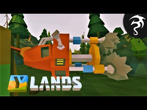Playing With The Mining Drill And The Safe! - Ep29 - YLands Season 2
