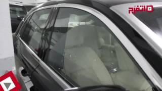 حصريا بالفيديو والصور.. حقيقة الاعتداء على سيارة محمد رمضان