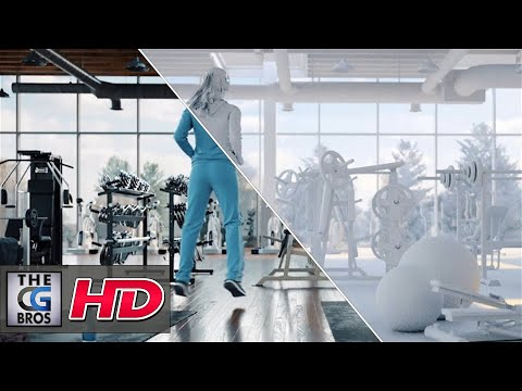 "CGI 3D Animated Short: ""Architectural Animation full CGI"" - by Joongmin Park