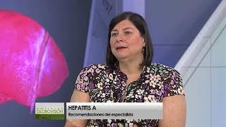 María Landaeta: Aumentan casos de Hepatitis A en Venezuela (Parte 2)