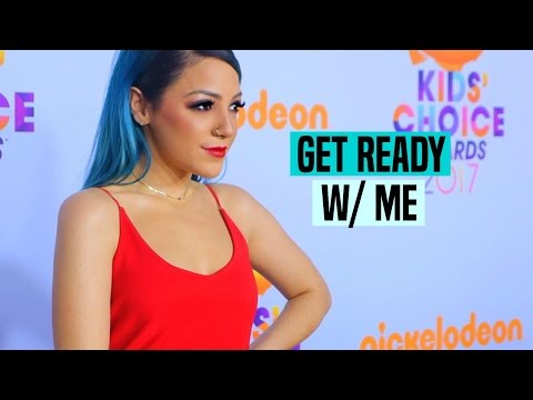 Thumbnail: Get Ready with Me! KIDS CHOICE AWARDS 2017!