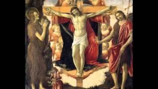 A Scarlatti - La Santissima Trinita (3/6)