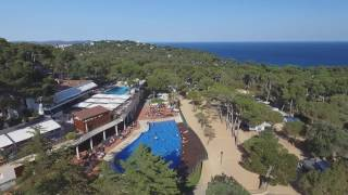 Internacional de Calonge Campsite, Costa Brava, Spain (2016) | Eurocamp.co.uk