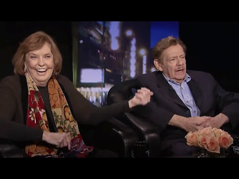 Jerry Stiller and Anne Meara Extravaganza, Pt 1 of 2: The Brilliant and lovely duo