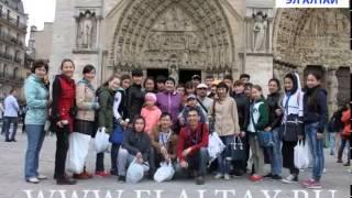 Онгудайский коллектив выступил в трех столицах Европы