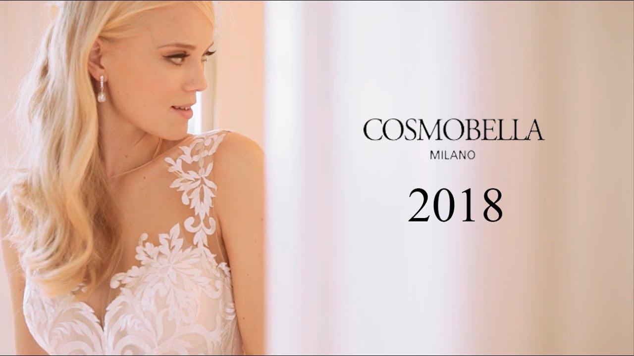 15420df972 Cosmobella collection 2018. Backstage - YouTube