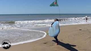 SÉJOUR SURF/PADDLE Flower Camping des pins & Soulac Surf School