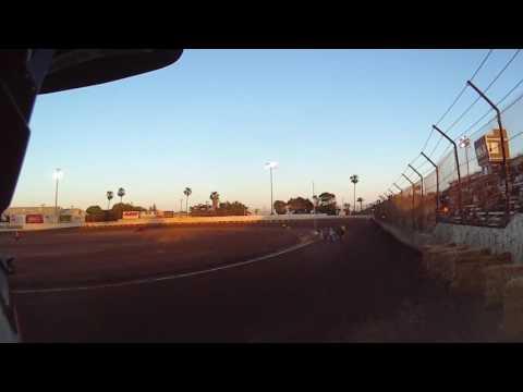Ventura Raceway Flat Track 04/29/17 - Pit Bike 150