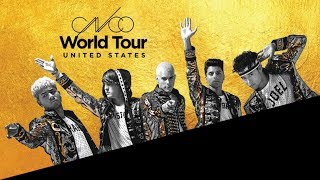 CNCO- #CNCOWorldTour 2019 [Official Trailer]
