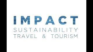 2019 IMPACT Sustainability Travel & Tourism Conference