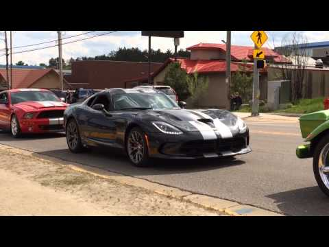 Automotion 2014 - Viper, Prowler, Mustang, Shelby