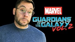 Dad Reacts to Guardians of the Galaxy 2