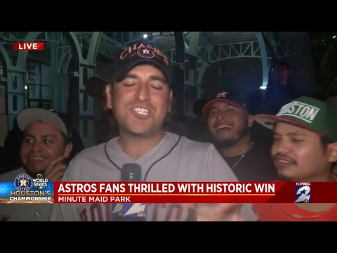 KPRC2 s Astros  World Series coverage - YouTube 72be97e3adc8