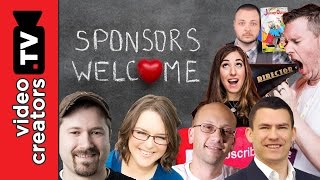 How To Find and Interact with Sponsors for your Channel [VE S2 Ep. 08]