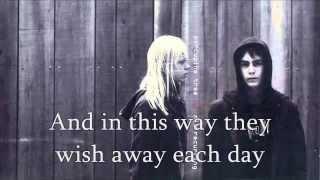 Porcupine Tree - Normal (lyrics on screen)