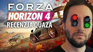 Forza Horizon 4 - recenzja quaza