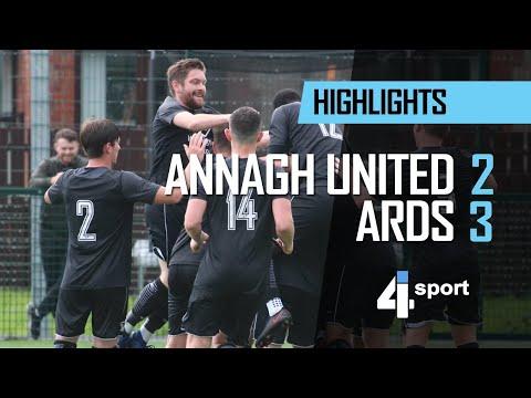 Annagh Ards Goals And Highlights