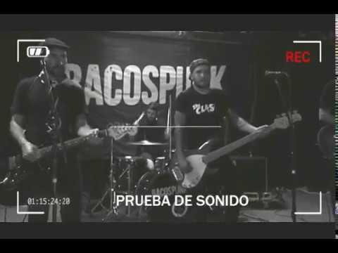 PUNK NOT DEAD TOUR 2017 - BACOSPUNK GIRA EUROPEA - MINI DOCUMENTAL
