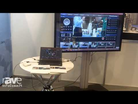 InfoComm 2014: PowerCreator Showcases the Event Recorder T1 and HD Video Conferencing Camera