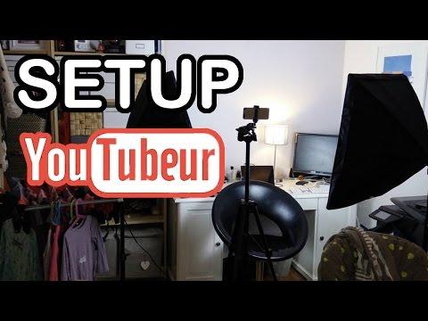 Matériel pas cher pour YouTubeur débutant (Setup 2016)
