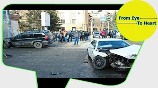 Car Crash) very Shock dash camera 2018 NEW By Top Speed Motor HD (1220) HD