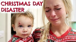 CHRISTMAS DAY DISASTER  VLOG  |  EMILY NORRIS